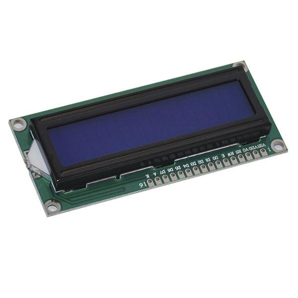 PANTALLA LCD 16X2 AZUL