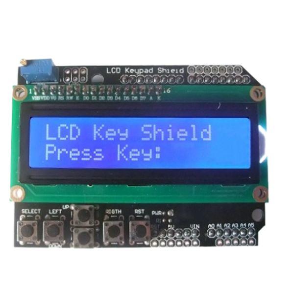 LCD SHIELD PARA ARDUINO