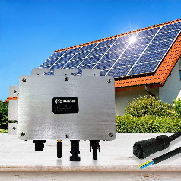 micro inversor solar para paneles solares 200 - 300W