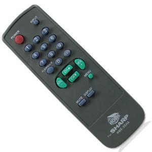 CONTROL REMOTO PARA TV MARCA SHARP