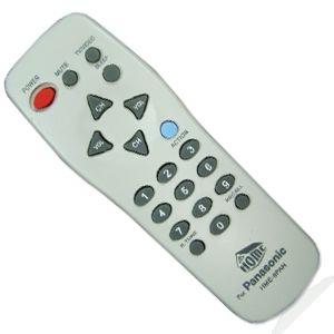 CONTROL REMOTO PARA TV MARCA PANASONIC