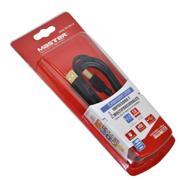 LOTE DE CABLE DE IMPRESORA USB A MACHO, USB B; MÁNDANOS UN WHATSAPP PARA DARTE BUEN PRECIO Y CANTIDAD