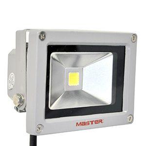 REFLECTOR DE LED  LUZ BLANCA DE 10 WATTS