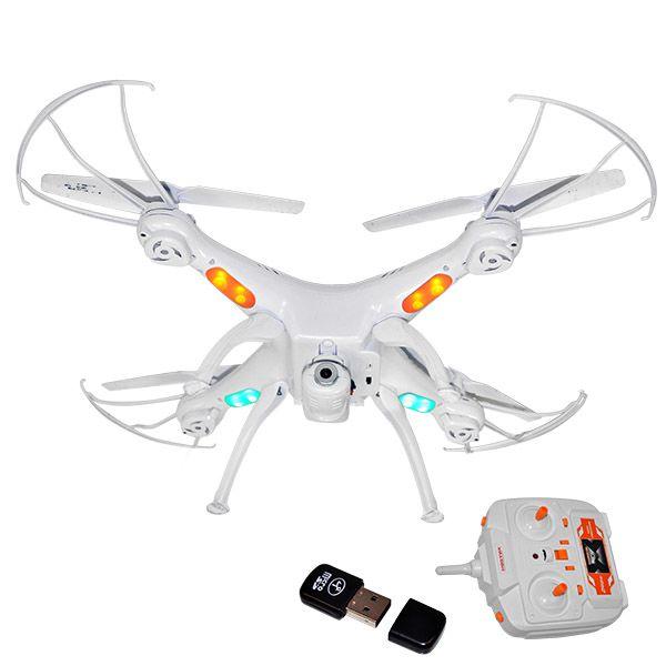 DRON CON CONTROL REMOTO, MEMORIA 2GB, FOTOS Y VIDEOS