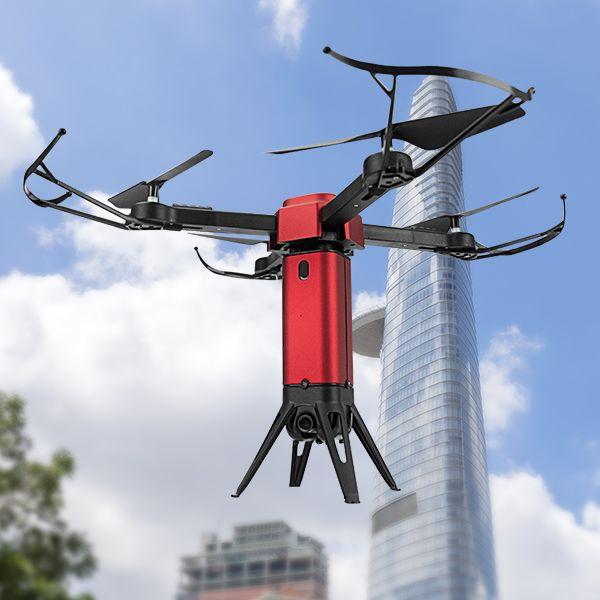 DRONE CON CÁMARA, DETECTOR DE OBSTÁCULOS Y CON 2 MODOS VELOCIDAD