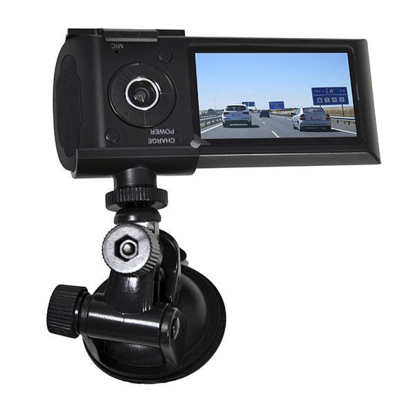 CÁMARA CON MONITOR LCD Y MÓDULO GPS