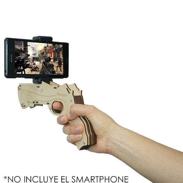 PISTOLA DE REALIDAD AUMENTADA PARA SMARTPHONE